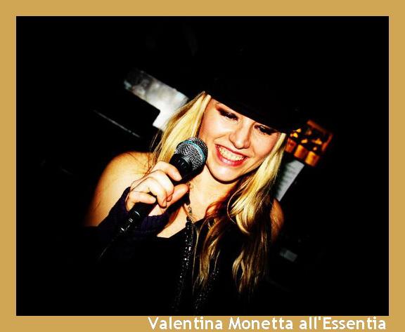 Valentina Monetta Essentia Chiaravalle