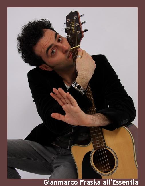 Gianmarco Fraska Quartet Essentia Chiaravalle giovedì gran varietà