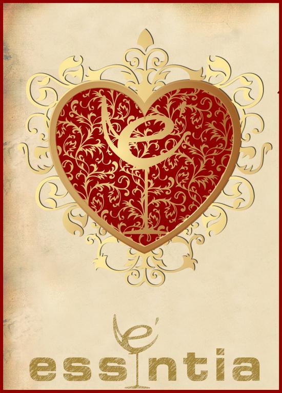 San Valentino Essentia logo chiaravalle ancona regione marche enoteca