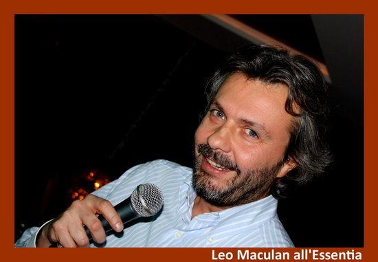 Leo Maculan 2011 Essentia Chiaravalle provincia ancona regione Marche musica live