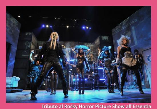 Non sognarlo, vivilo: Rocky Horror il grande show musical essentia chiaravalle ancona