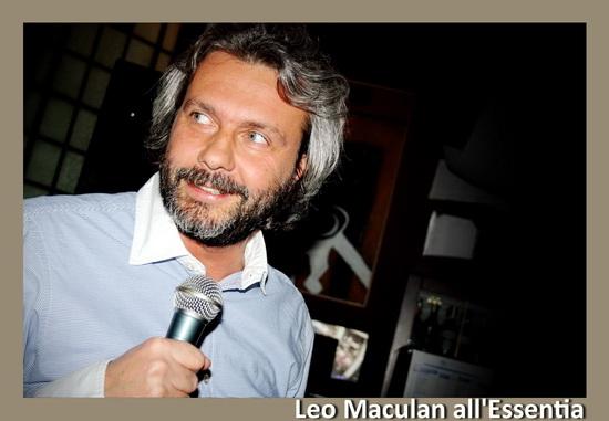Leo Maculan 2011 marzo Essentia Chiaravalle Ancona