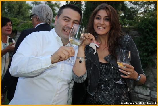 Elisa Isoardi Simone Fracassi Capolavori a tavola 2011