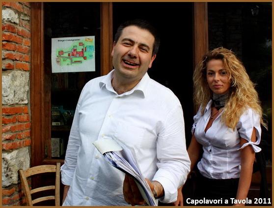 Simone Fracassi 2010 Capolavori a Tavola