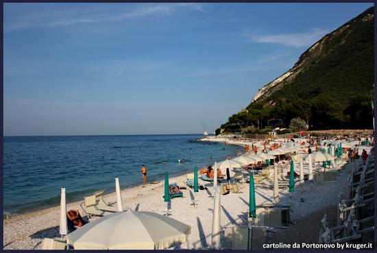 Spiaggia La Capannina Portonovo