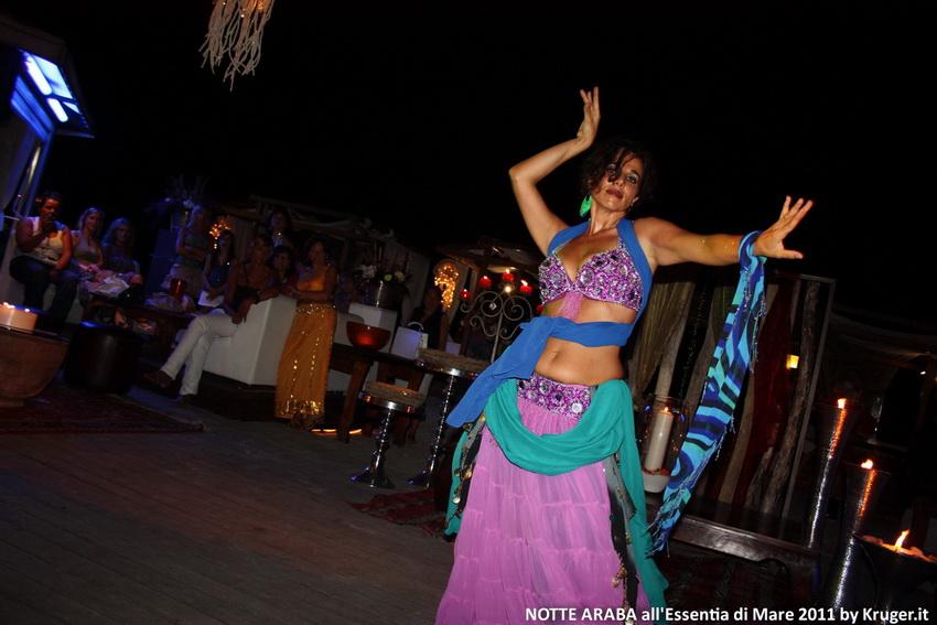 Essentia Notte Araba danza del ventre