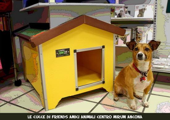 Friends amici animali pagina 2 for Cucce per cani in offerta