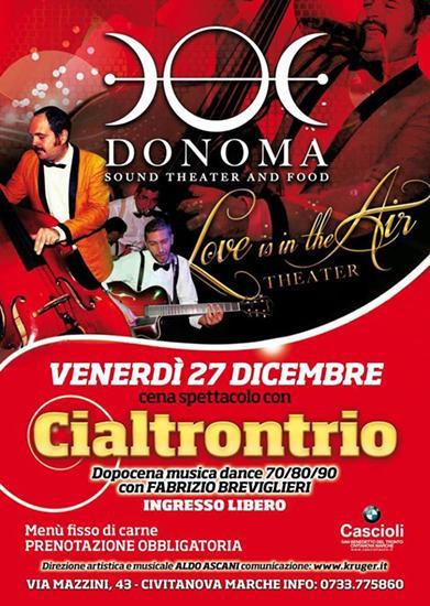 Donoma_Cialtrontrio