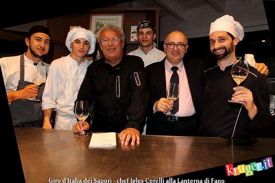 Giro_Italia_dei_Sapori_chef_Igles_Corelli