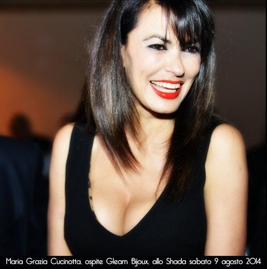 Maria grazia cucinotta ospite gleam bijoux allo shada diva for Diva futura channell