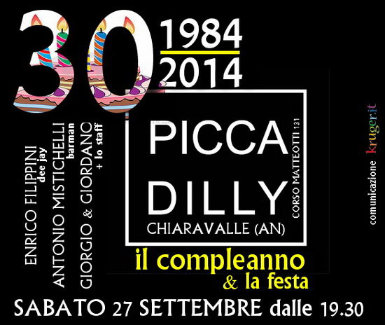 Piccadilly_Chiaravalle_30_anni