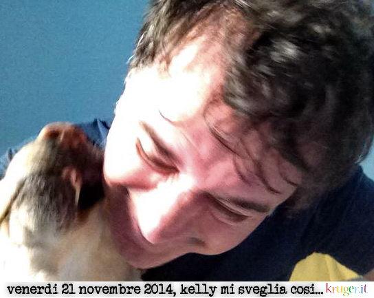 Kelly Kruger compleanno 2014