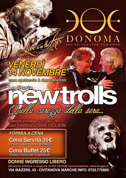 New Trolls Donoma 2014