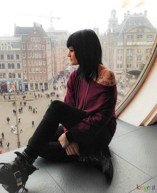 Kimberley Amsterdam 2015