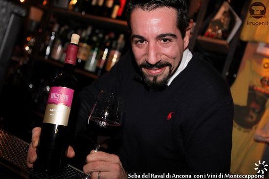 Sebastian Lombardo Raval Ancona 2015 Vini Montecappone