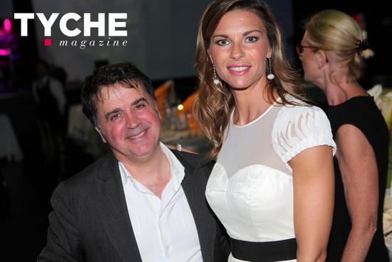 Kruger Agostinelli Martina Colombari Tyche Magazine