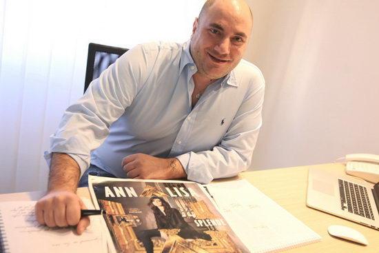 Salvatore Lattanzi direttore generale Tyche Magazine Eventia