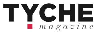 TYCHE magazine logo mini
