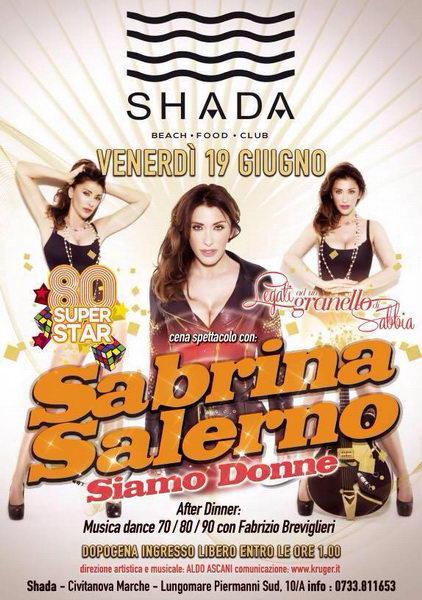Sabrina Salerno Shada 2015