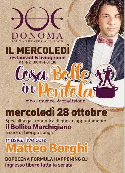 Cosa bolle in pentola Matteo Borghi 2