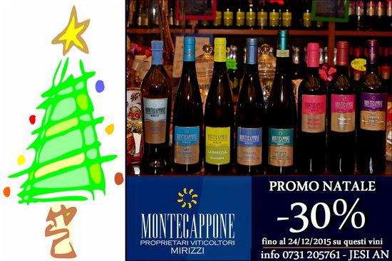 Montecappone promo Natale 2015
