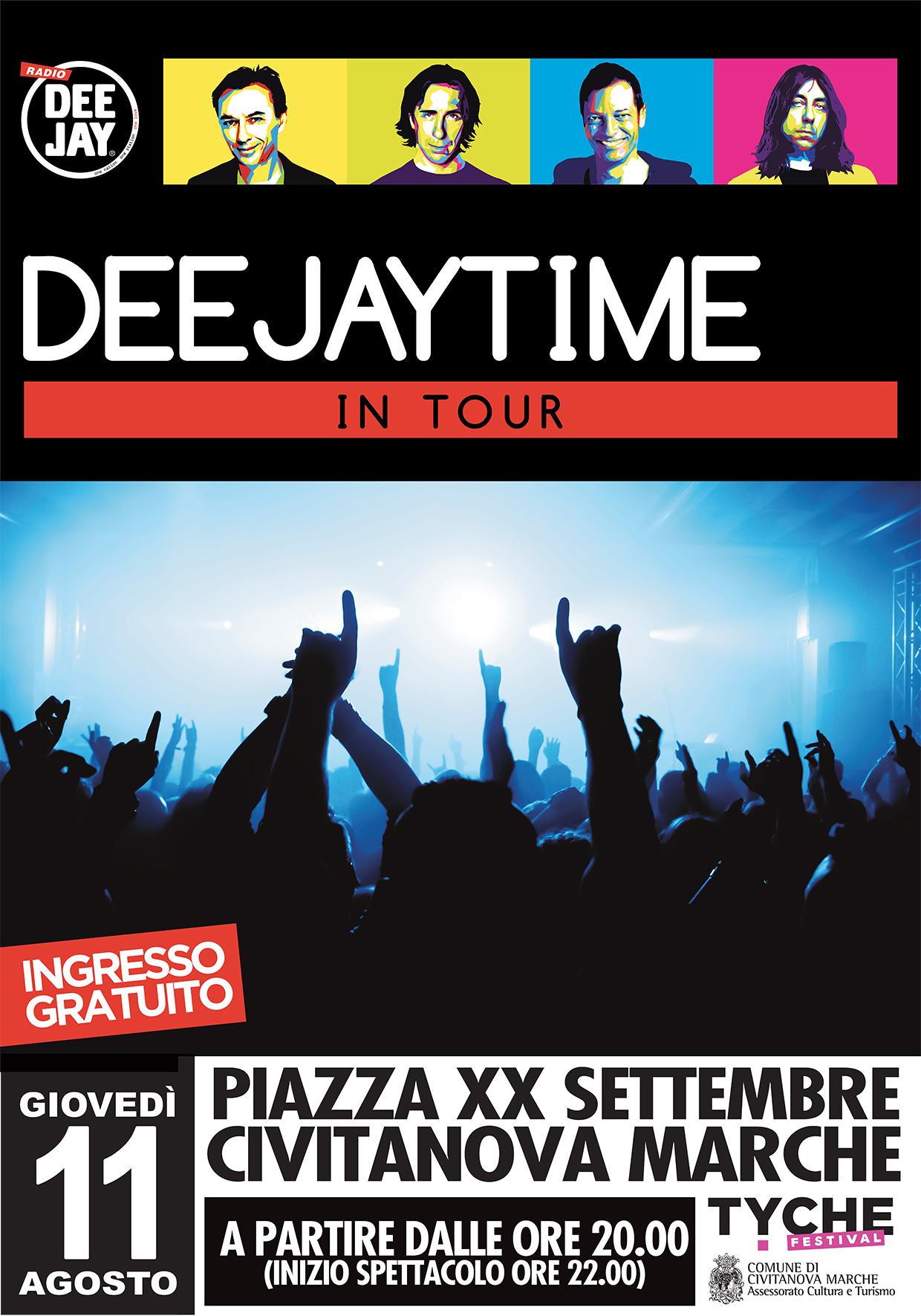 Deejay Time Civitanova 2016