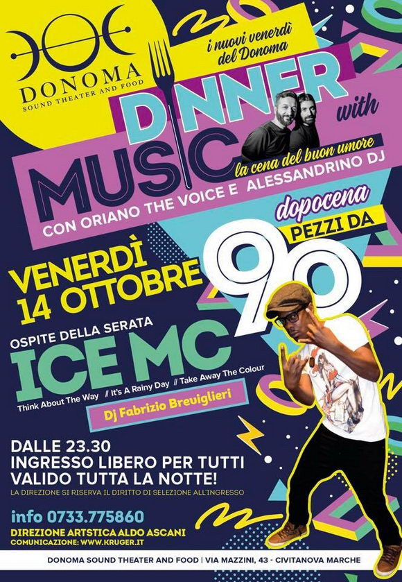 Ice Mc Donoma 2016