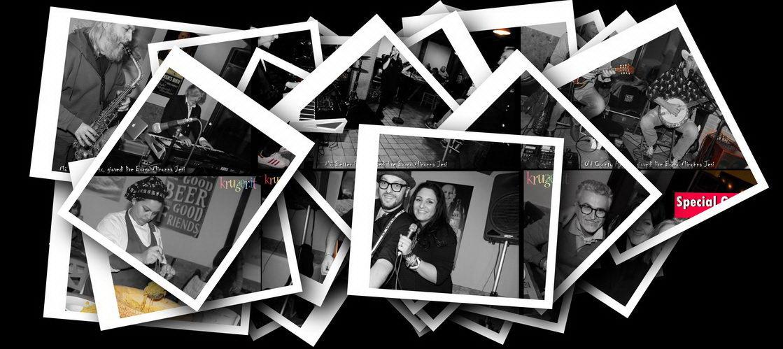 Giovedì Live Borgo Minonna Jesi collage