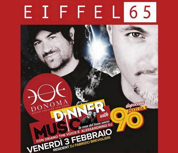 Eiffel 65 Donoma 2017
