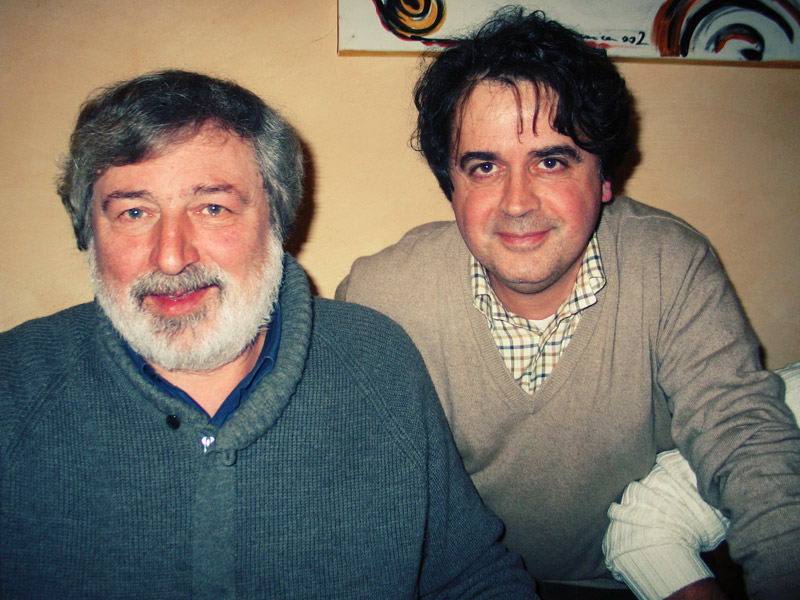 Francesco Guccini e Kruger Agostinelli 23 marzo 2004 Falconara Arnia del Cuciniere