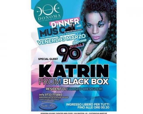 Katrin from Black Box Donoma 2017