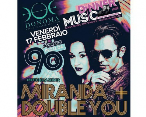 Miranda + Double You