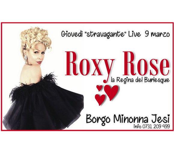 Roxy Rose Borgo Minonna Jesi