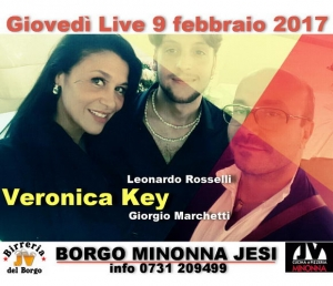 Veroni Key Giorgio Marchetti Leonardo Rosselli Borgo Minonna Jesi