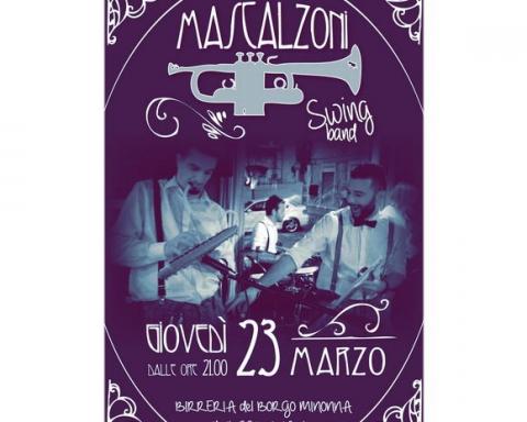 Mascalzoni Swing Band Borgo Minonna Jesi