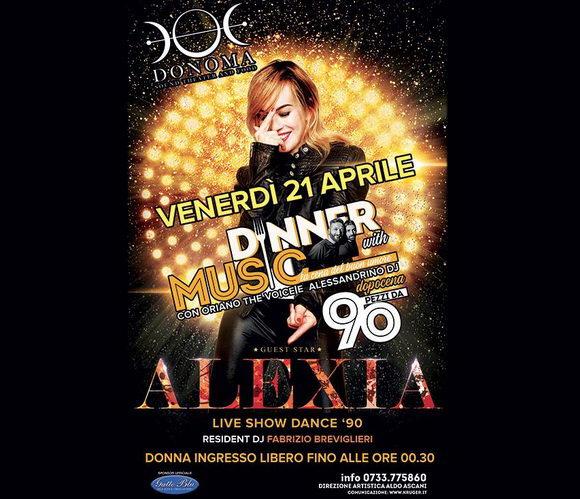 Alexia Donoma 2017