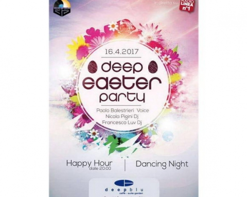 Deep Blu Easter Party 2017