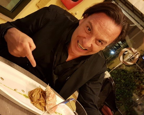 Mauro Mario Mariani Mangiologo e la pasta di Carla Latini