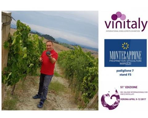 Montecappone Vinitaly 2017