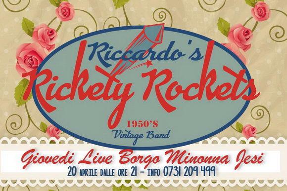 Riccardo's Rickety Rockets Borgo Minonna Jesi