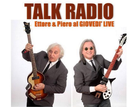 Talk Radio Ettore & Piero Borgo Minonna Jesi