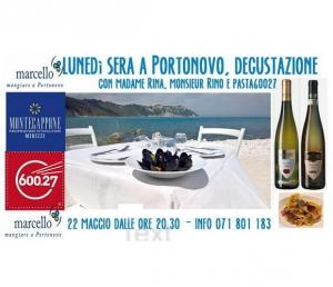 Desustazione Montecappone Marcello Portonovo