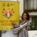 Disco Diva 2017 Cristina Tassinari