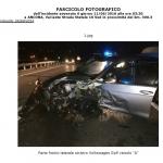 Auto incidente Kruger Agostinelli 11 giugno 2016