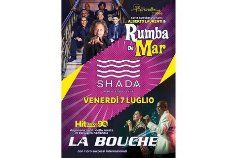 Rumba de Mar + La Bouche Shada 2017