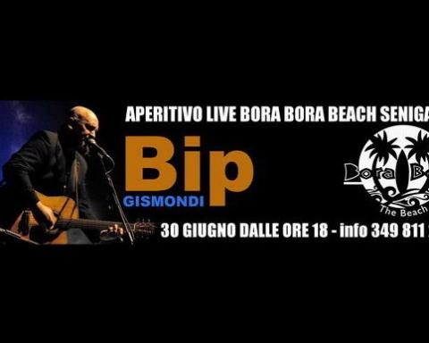 Beppe Bip Gismondi Bora Bora Senigallia +