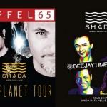 Eiffel 65 + DeeJayTime Reunion Shada 2017
