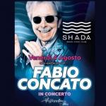 Fabio Concato Shada 2017