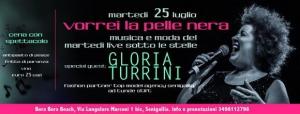 Gloria Turrini Bora Bora Beach Senigallia+