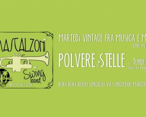 Mascalzoni Swing Band Bora Bora Beach Senigallia+